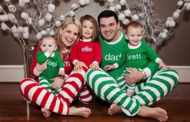 Ailecek giyeceğiniz 5 yılbaşı konseptli pijama