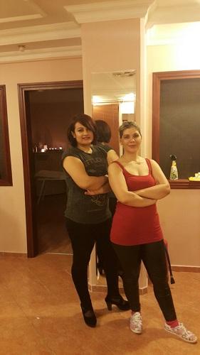 Anadolu Yakasından Masöz Bayanlar İlknur & Nurgül