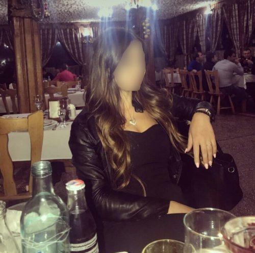 Seçkin deneyimli escort Nazmiye