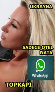 Topkapıdan Ukraynalı Nata